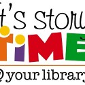 Pre-School Storytime – Fall Session