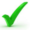 Checkmark for Survey
