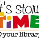 Pre-School Storytime – Spring Session