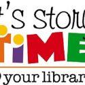 Pre-School Storytime – Spring Session