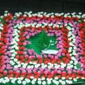 Flower Arrangement Contest Winners