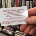 Were You Carded at the Library?