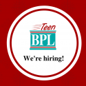 We're Hiring for a Teen Librarian!