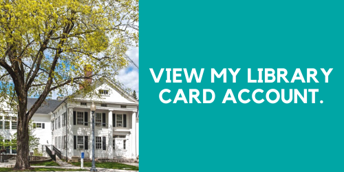 View my library card account