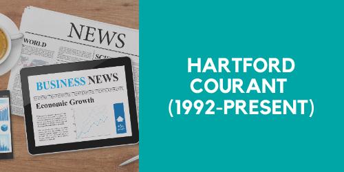 Hartford Courant (1992-Present)