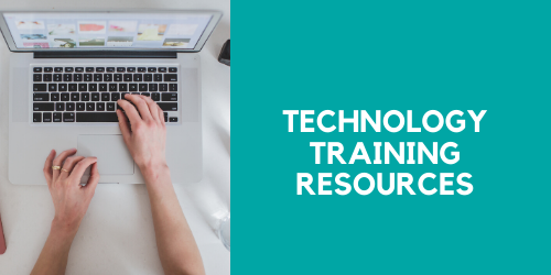 Technology Training Resources