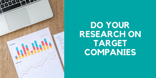 Research Target Companies