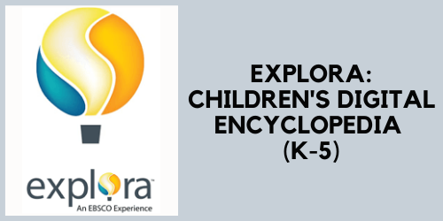 Explora: Children's Digital Encyclopedia