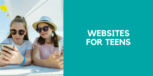 Websites with free entertainment for teens