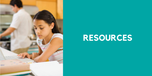 Research and homework resources for teens