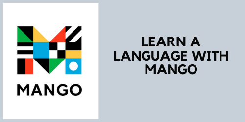 Mango, a language learning tool which includes English as a Second Language