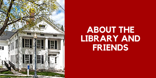 About the Bethel Public Library and Friends of the Bethel Public Library