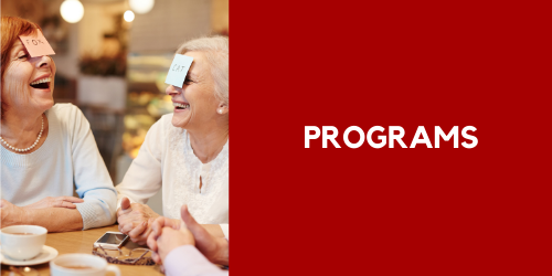 Programs and Events for Adults
