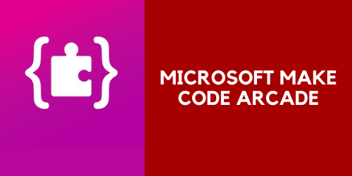 Microsoft Make Code Arcade