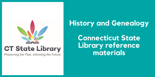 Connecticut State Library's history and genealogy reference materials