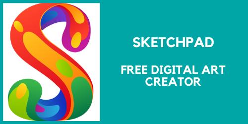 Sketchpad, free digital art creator