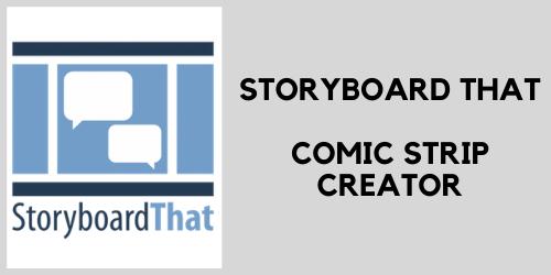 Storyboard that, a comic strip creator