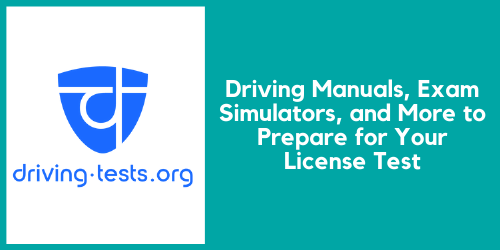 Driving-tests.org. Driving manuals, exam simulators, and more to prepare you for your license test.