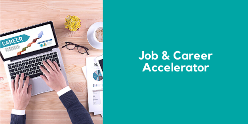 Job and Career Accelerator. Resources for resume writing, skill development, and more.