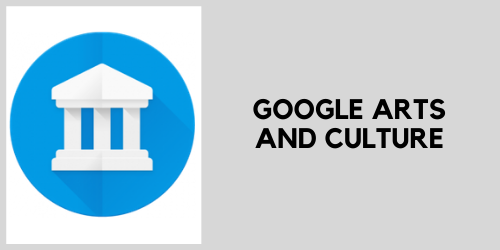 Google arts and culture virtual tours