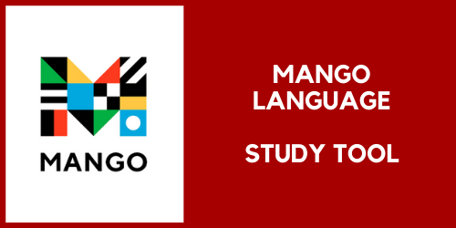 Mango, language learning and study tool including English as a Second Language