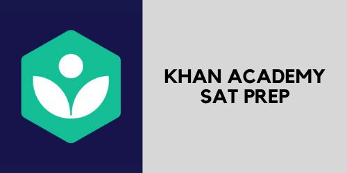 Khan Academy SAT prep resources