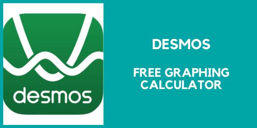 Desmos free graphic calculator